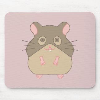 Mousepad Hamster carnudo