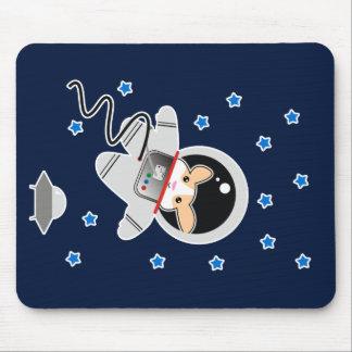 Mousepad Hamster do astronauta
