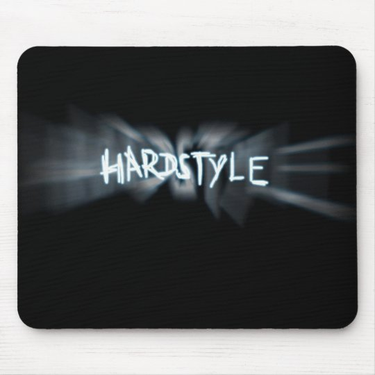 Mousepad Hardstyle