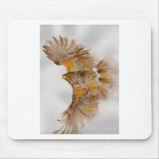 Mousepad Harris Hawk, pássaro de rapina