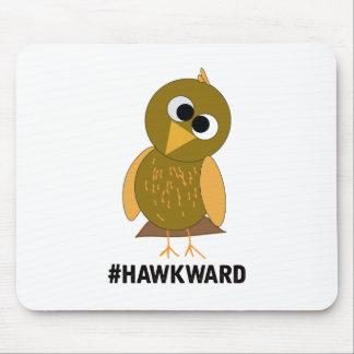 Mousepad hawkward