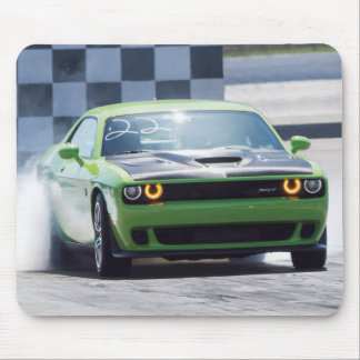 Mousepad Hellcat do desafiador de Dodge