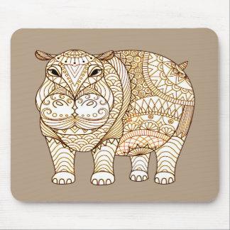Mousepad Hipopótamo