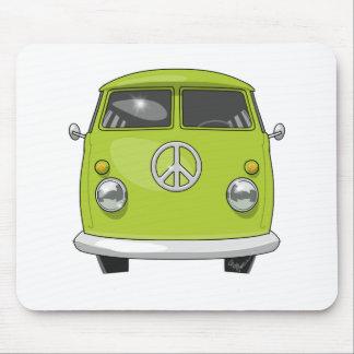 Mousepad Hippie 1960 Van