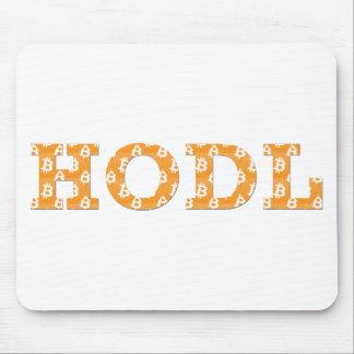 Mousepad Hodl Bitcoin