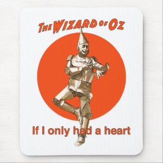 Mousepad Homem da lata de mágico de Oz