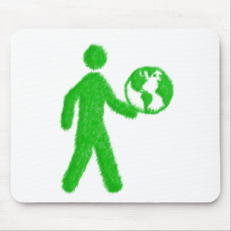 Mousepad Homem de Eco