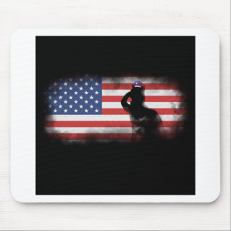 Mousepad Honre nossos heróis no Memorial Day