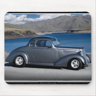 Mousepad Hot Rod mestre do cupé de Chevy lago 1935 cénico