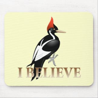 Mousepad IBWO: Eu acredito
