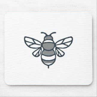 Mousepad Ícone da abelha do zangão
