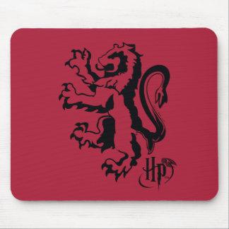 Mousepad Ícone do leão de Harry Potter | Gryffindor