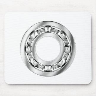 Mousepad Ideia lateral do rolamento de esferas