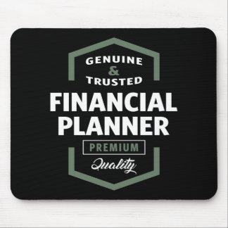 Mousepad Ideias do presente do planejador financeiro |