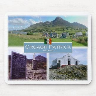 Mousepad IE Ireland - Croagh Patrick -