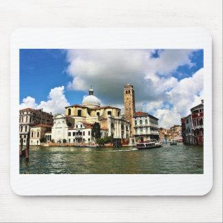 Mousepad Igreja de Veneza durante o dia