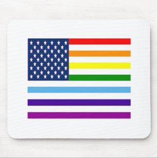 Mousepad Igualdade americana