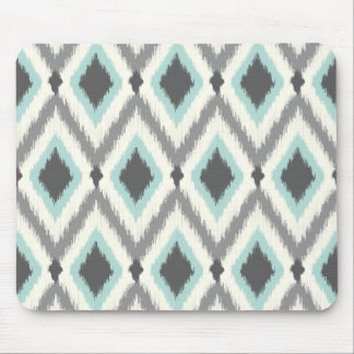 Mousepad Ikat tribal Chevron