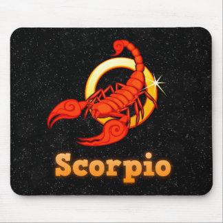 Mousepad Ilustração da Escorpião