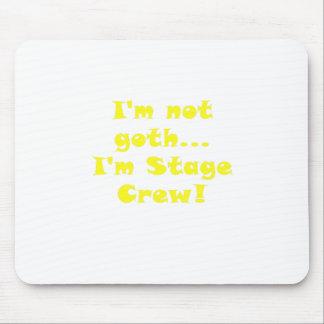 Mousepad Im não grupo de palco do gótico Im