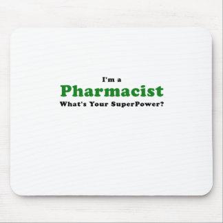 Mousepad Im um farmacêutico o que é sua superpotência