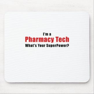 Mousepad Im uma tecnologia da farmácia o que é sua