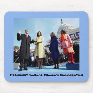 Mousepad Inauguração do presidente Barack Obama