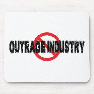 Mousepad Indústria da ofensa da proibição