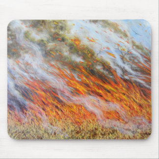 Mousepad Inferno 2014 do Bushfire