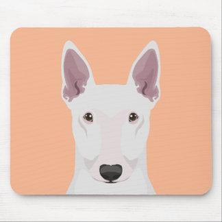 Mousepad Inglês bull terrier