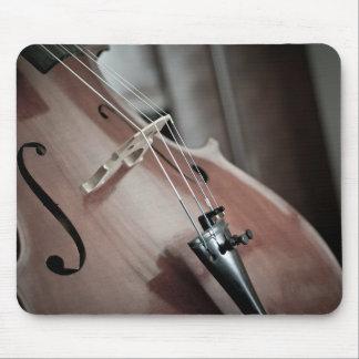 Mousepad Instrumento amarrado da música clássica do