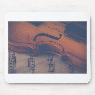 Mousepad Instrumento musical clássico de instrumento de