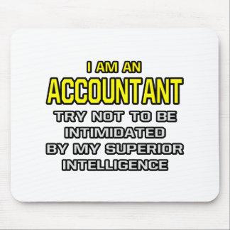 Mousepad Inteligência superior do contador…