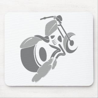 Mousepad Interruptor inversor da motocicleta