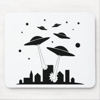 Mousepad Invasão do UFO