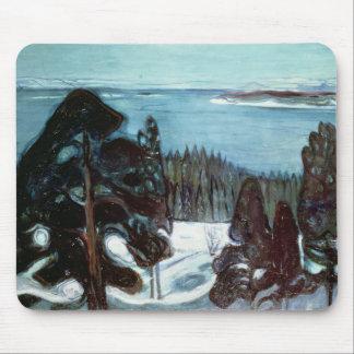 Mousepad Inverno Noite, 1900
