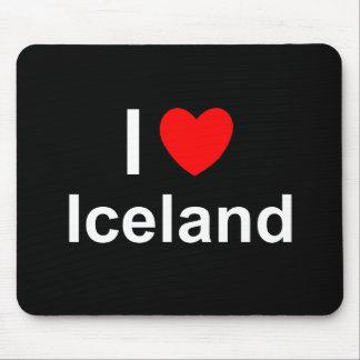 Mousepad Islândia