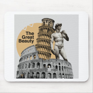 Mousepad Italia, a grande beleza