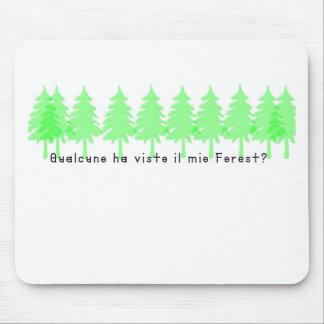 Mousepad Italiano-Forrest