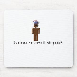 Mousepad Italiano-Pai