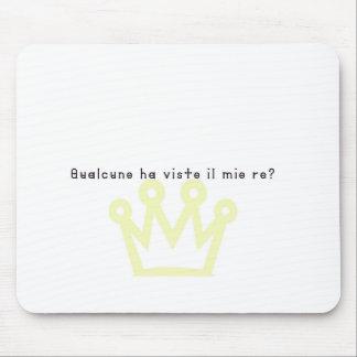 Mousepad Italiano-Rei
