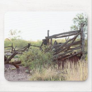 Mousepad Jarda australiana do gado do interior