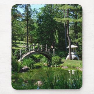 Mousepad Jardim da tranquilidade