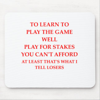 Mousepad jogador do jogo