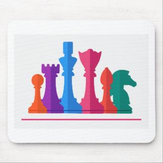 Mousepad Jogo de xadrez