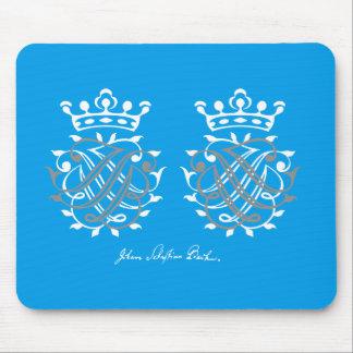 Mousepad Johann Sebastian Bach selo JSB + BSJ