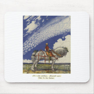 Mousepad John Bauer - no mundo largo