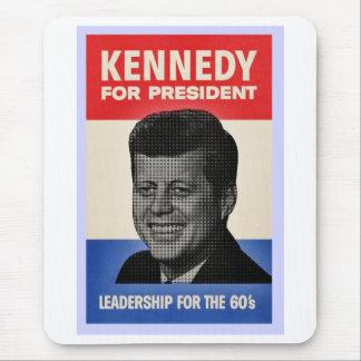 Mousepad John F. Kennedy