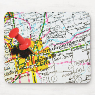 Mousepad Kansas City
