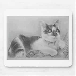 Mousepad Kittycat